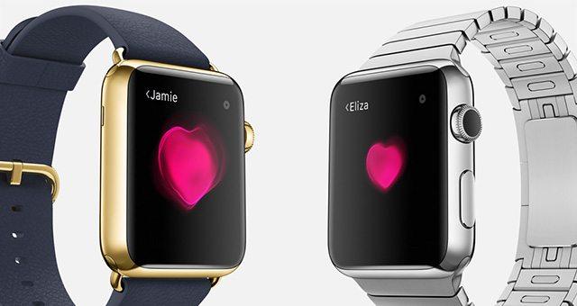 הצרכנים לא מראים אהבה לשעון של אפל? מקור: Apple