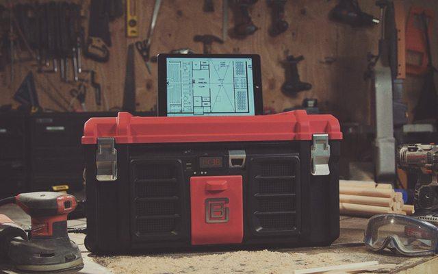 ארגז כלים מגניב במיוחד. מקור: CoolBox