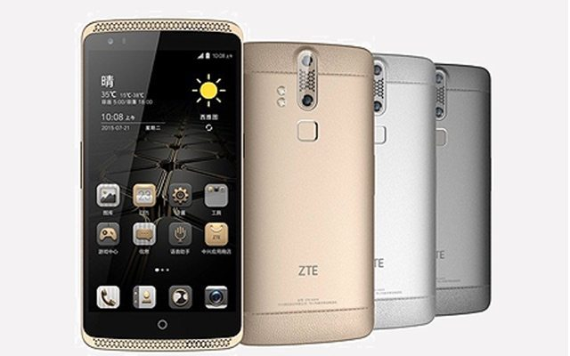 מכשיר ה-ZTE Axon Lux. מקור: ZTE