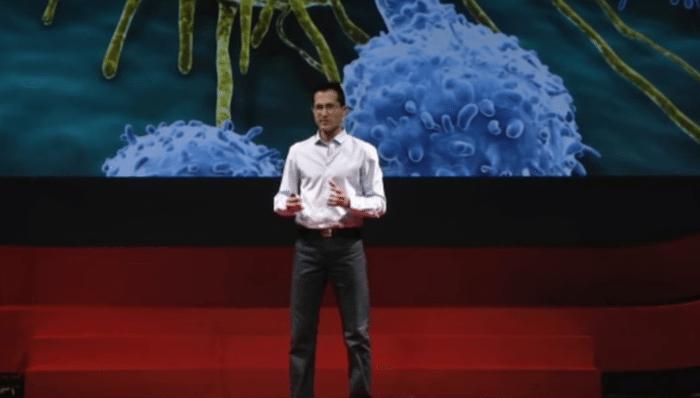 גל מרקל ב-TED