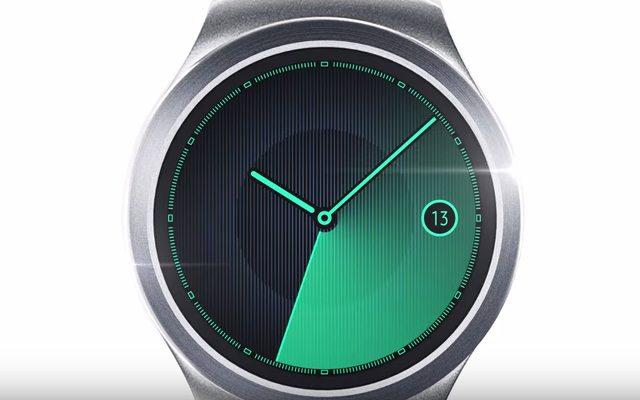 מקור: Samsung, Gear S2, צילום מסך