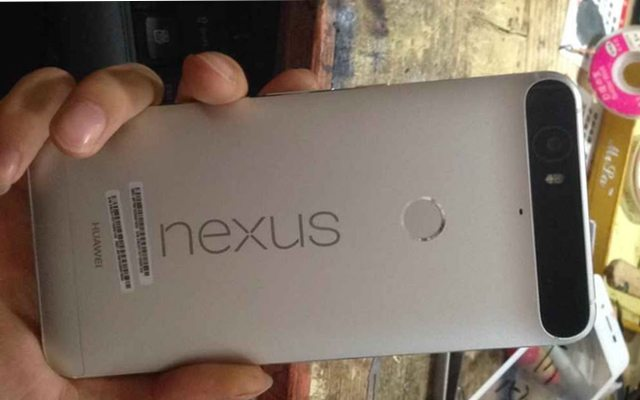 נקסוס 5 מבית Huawei? מקור: Tiesen Fu