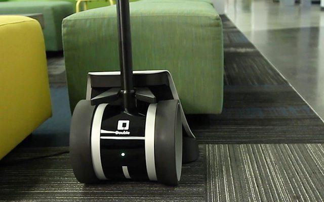 מקור: Double Robotics