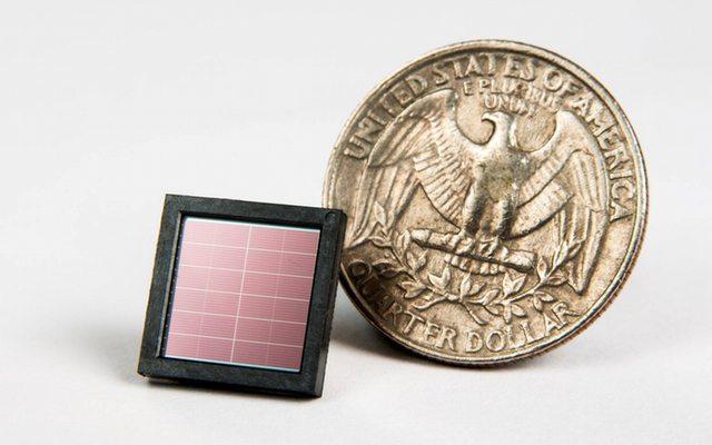 גוף סולארי קטן ולעניין. מקור: Sol Chip
