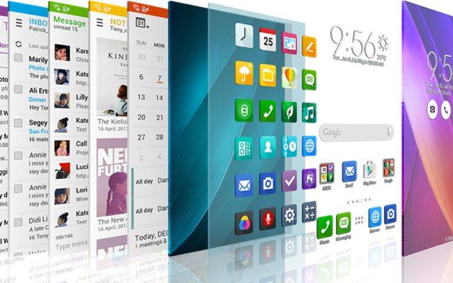 ממשק ZenUI