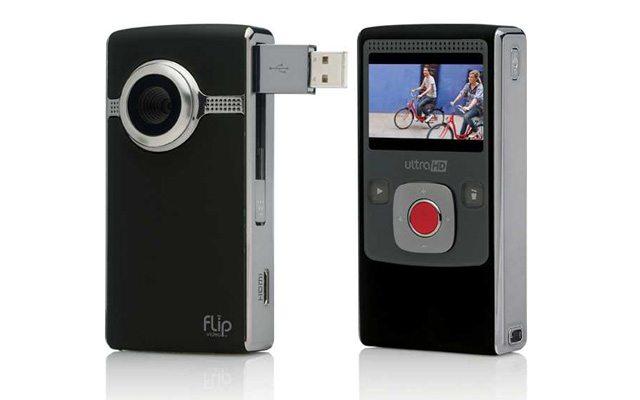 מצלמת וידאו שמצלמת HD... כיום כל סמארטפון כולל אחת כזו.