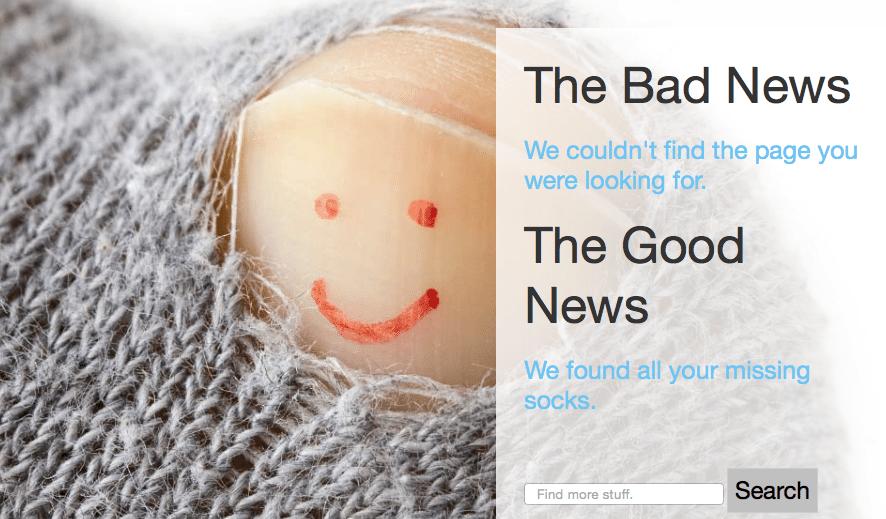 mashable page 404