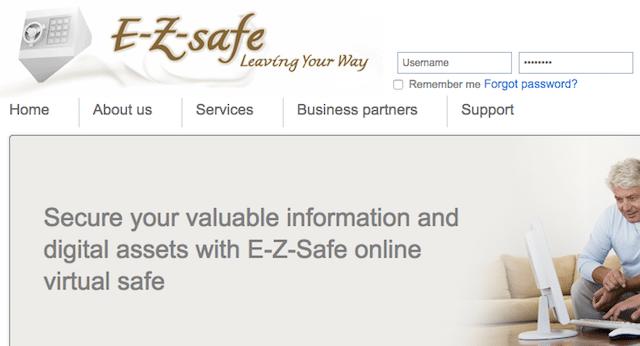 e-z safe