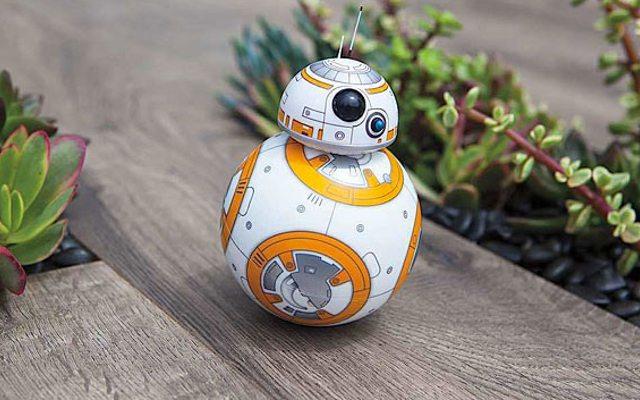 Star Wars Sphero BB-8, מקור: Think Geek