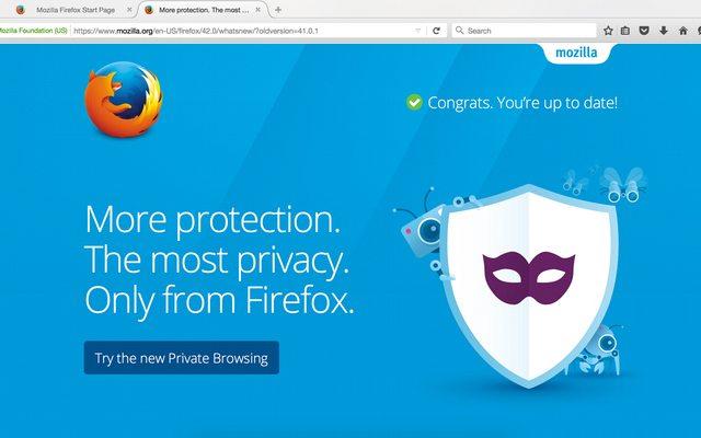מקור: צילום מסך, Firefox