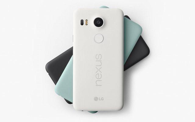 מקור: Nexus 5X