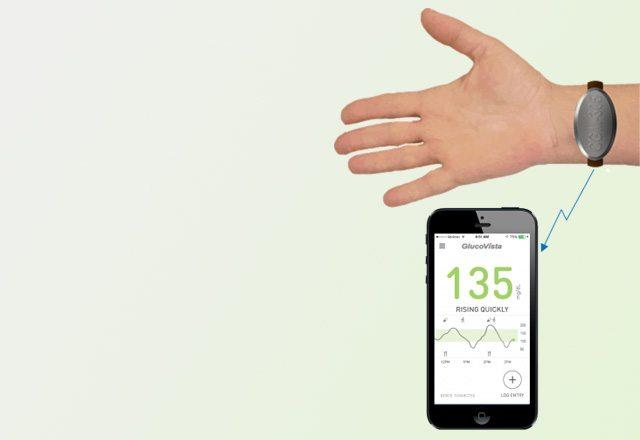 למדוד רמת דם, בלי דקירות. מקור: GlucoVista