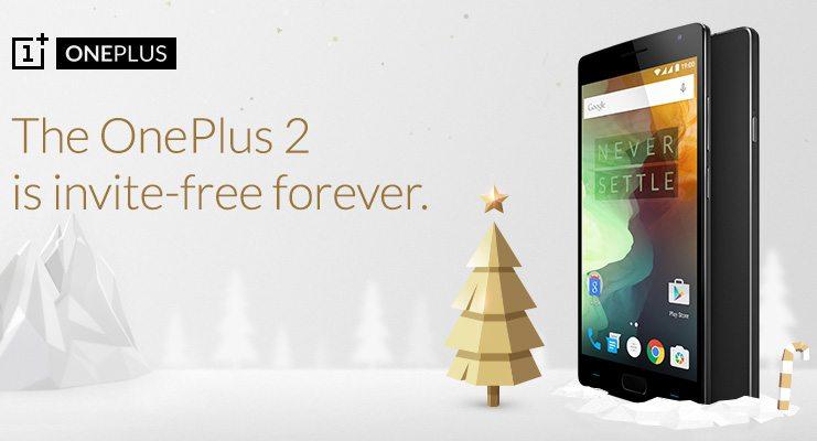 'אווירת החג' בסגנון של OnePlus. מקור: OnePlus