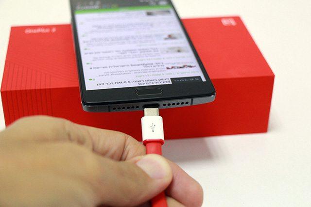 OnePlus 2. צילום: גיקטיים