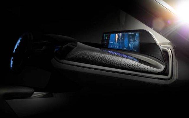 החזון העתידי של BMW. מקור: BMW Group @ CES 2016