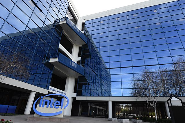 מטה אינטל. מקור: Intel