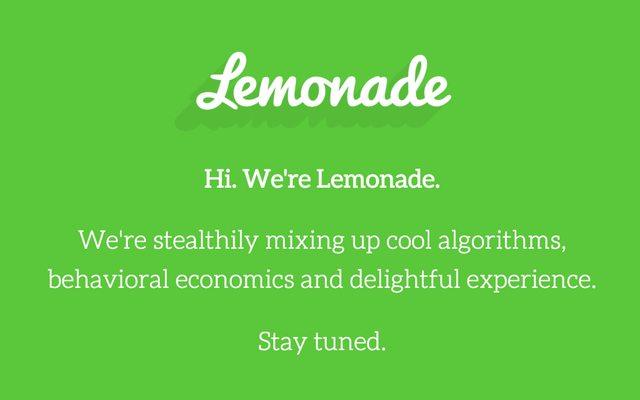 אין פה מה לראות. מקור: צילום מסך, Lemonade