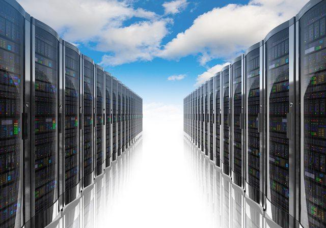 shutterstock cloud computing