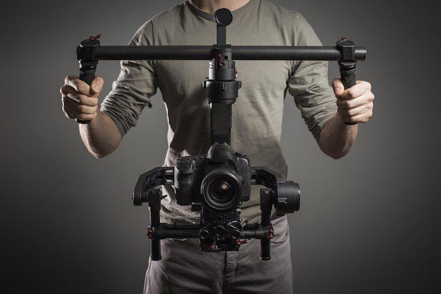 shutterstock camera man