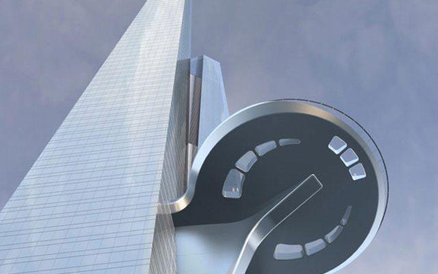 Jeddah Tower, Adrian Smith + Gordon Gill Architects