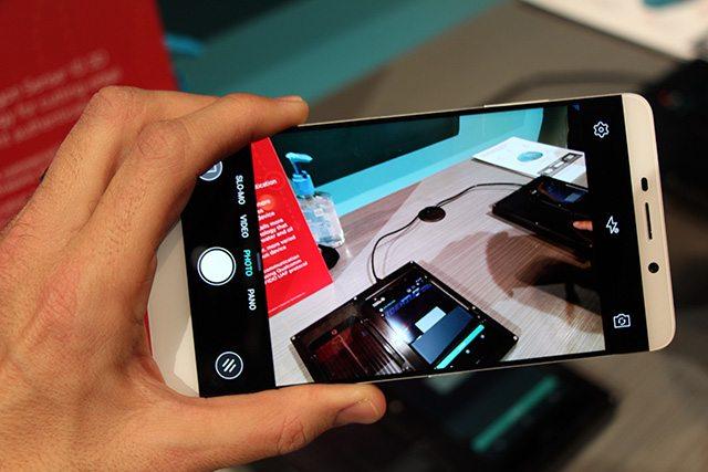 ממשק המצלמה של ה-Max Pro. צילום: גיקטיים