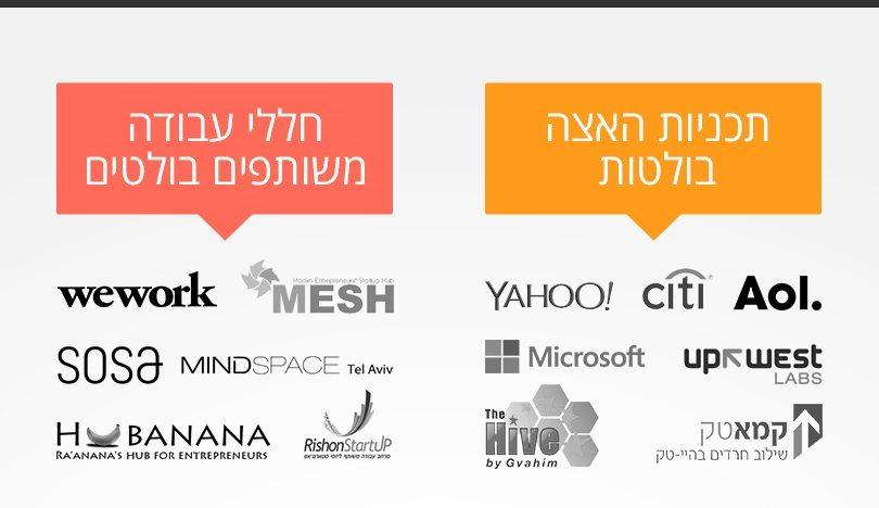 Geektime_companies_Workspaces