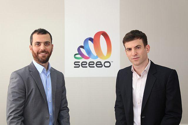 """לירן וליאור עקביע, המייסדים של Seebo. מקור: יח""""צ"""