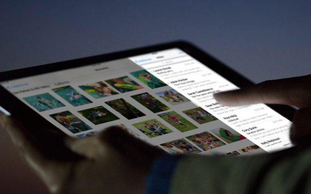 מצב Night Shift, מקור: Apple