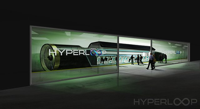 מקור: Hyperloop Technologies