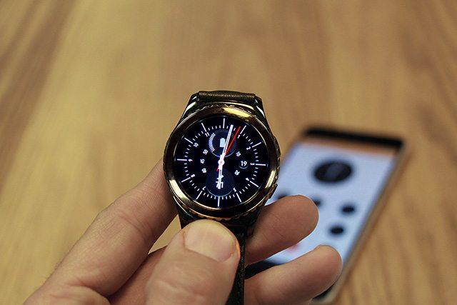 שעון ה-Gear S2. צילום: גיקטיים