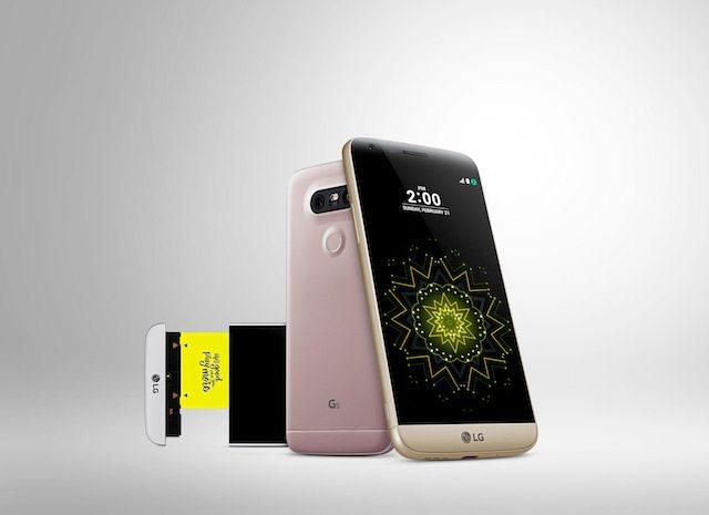 הכירו את ה-LG G5 החדש