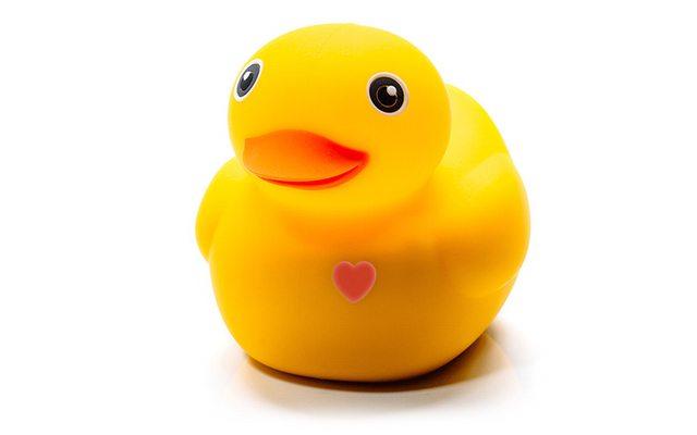 מקור: Edwin The Duck