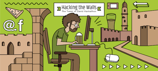 hacking the walls