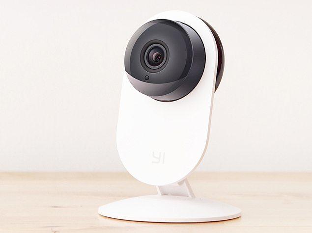 מצלמת האבטחה הביתית של Yi. המחיר: 279 ש׳׳ח