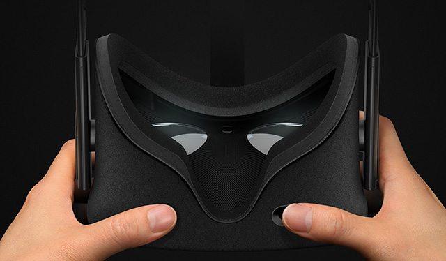 Rift. מקור: Oculus