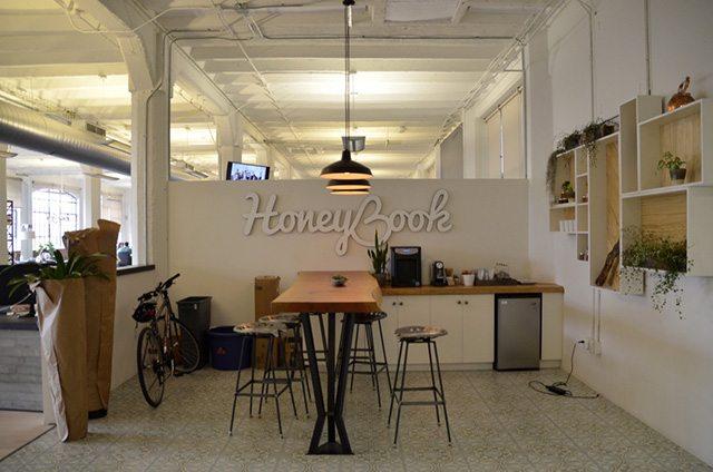 משרדי HoneyBook בסן פרנסיסקו. צילום: גיקטיים