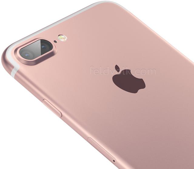 האם כך צפוי להראות האייפון 7?
