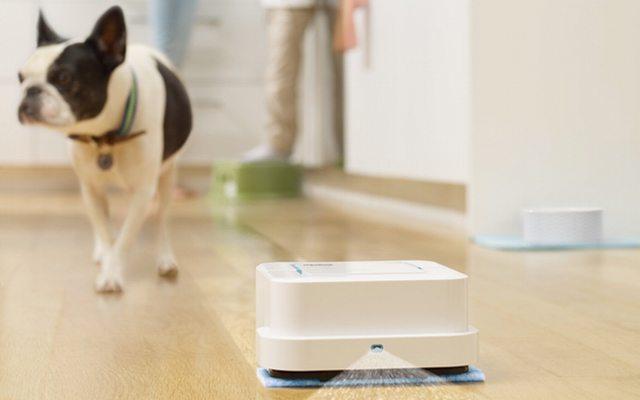 סנסציוני רובוט שמנקה ושוטף רצפות - iRobot חושפת דגם חדש   גיקטיים YP-22