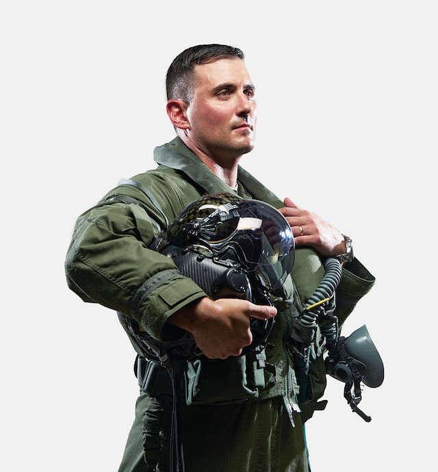 טייסי קרב, משרה נוספת שתחסל הטכנולוגיה. צילום: ספנסר לואוול, מדע פופולארי