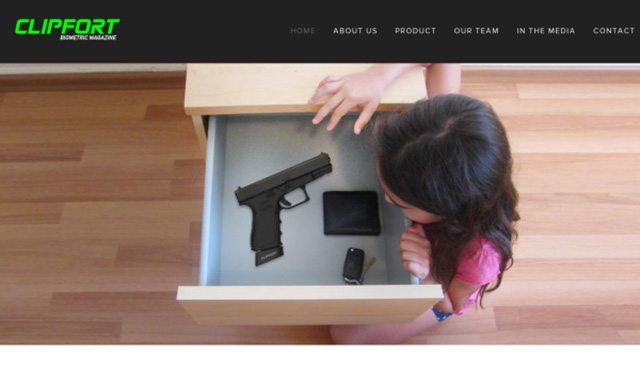 האקדחים יהיו בטוחים יותר? מקור: ClipFort