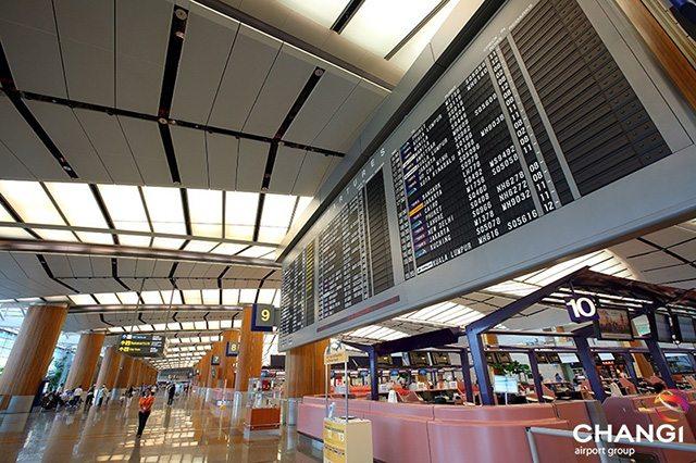 מקור: Changi Airport