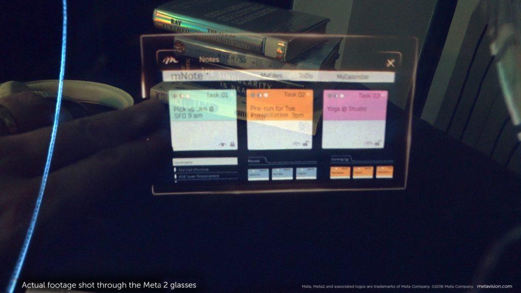 Meta - Virtual Workspace 2 - B