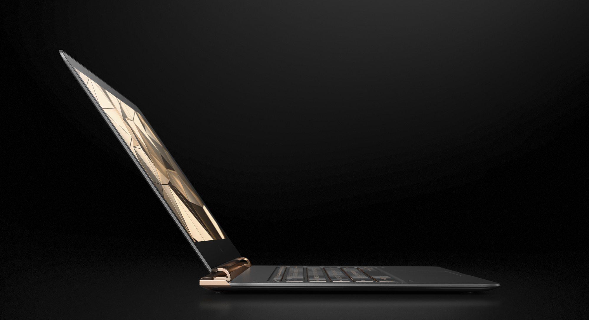 HP Spectre. נייד בגודל 13.3 אינץ׳ ועיצוב דקיק להפליא