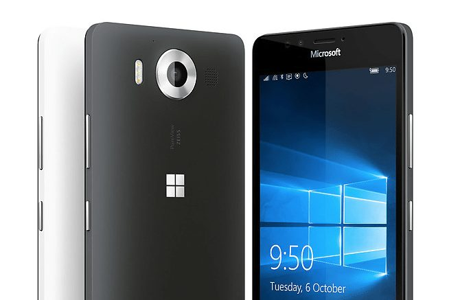 מקור: Microsoft Lumia 950