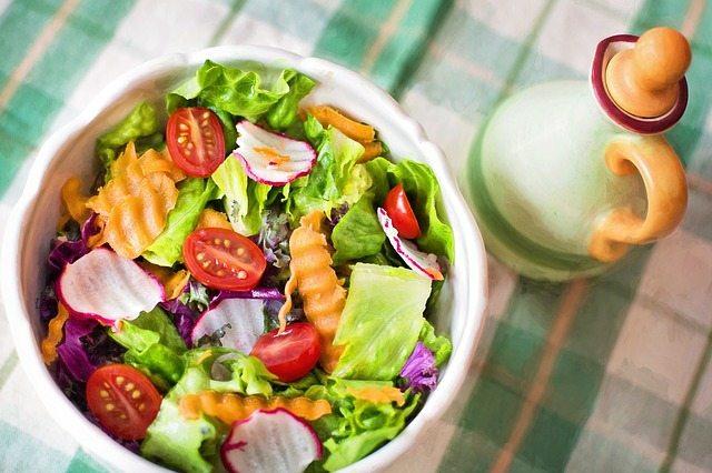 salad CC0 PD
