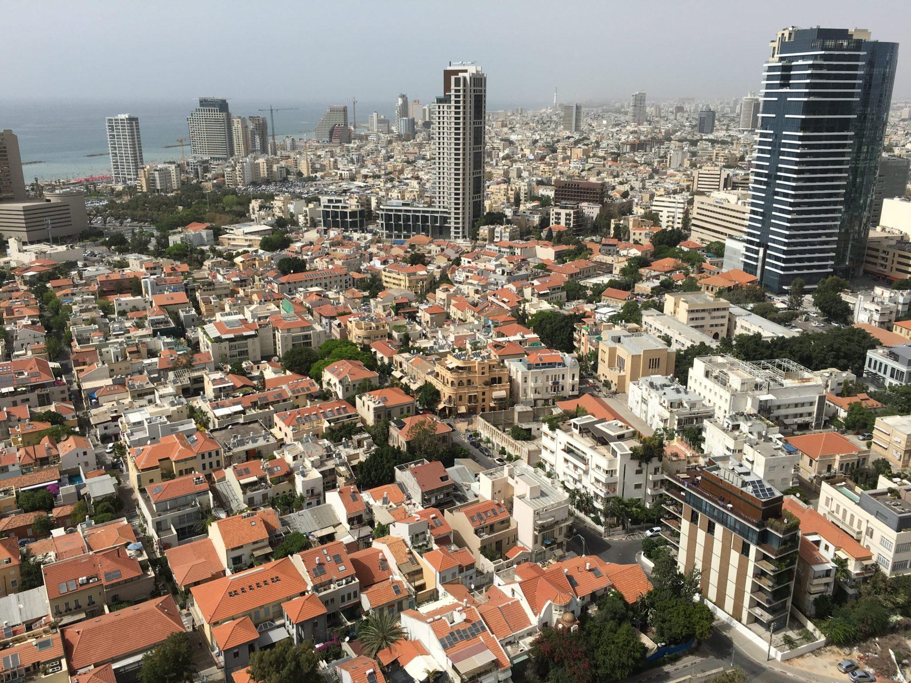 tel aviv, photo by Roy L