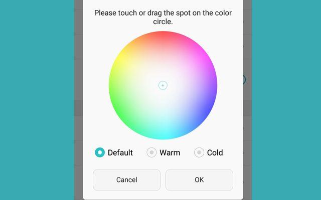 קרים או חמים? שליטה בצבעוניות המסך. מקור: גיקטיים
