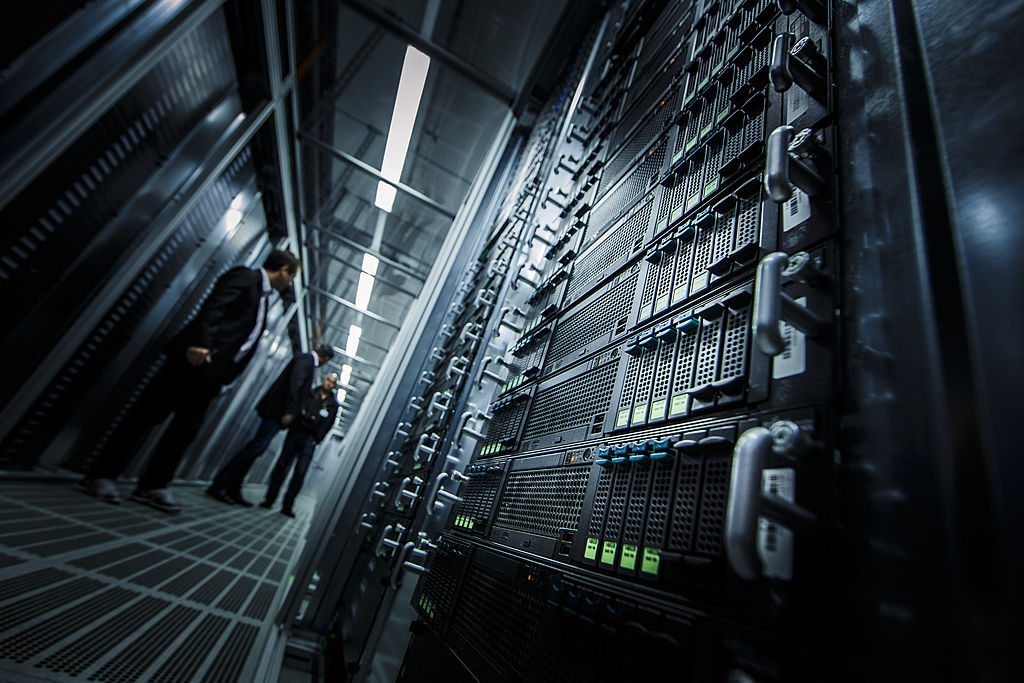 Data Center Of T-Systems