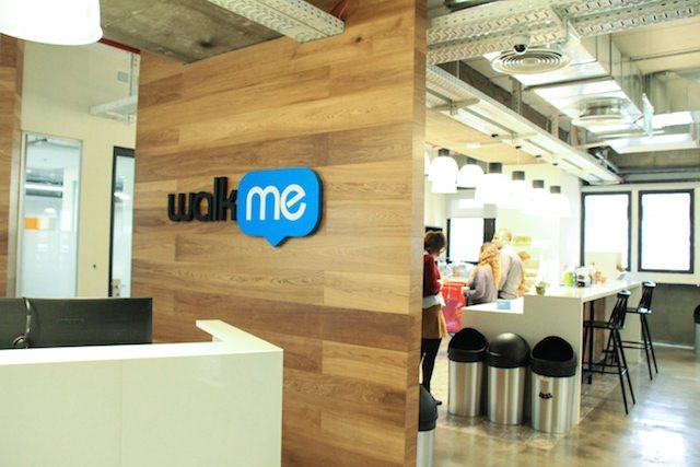 משרדי WalkMe. צילום: גיקטיים