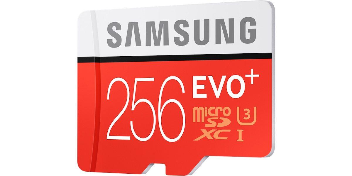 Samsung new microsd